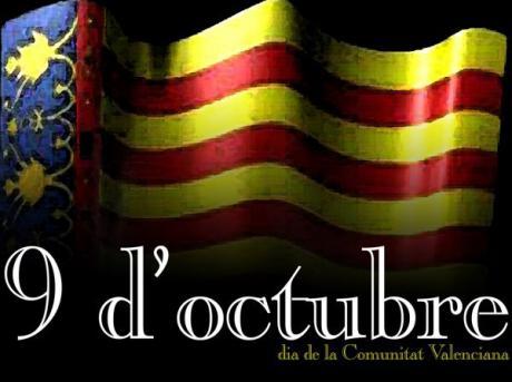 Actos culturales de la semana del 9 de Octubre en Castellón