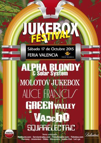 JukeBox Festival Valencia