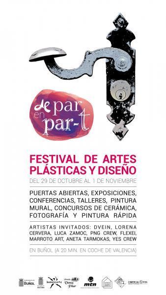 FESTIVAL DE PAR EN PART - V BIENAL DE ARTES PLÁSTICAS Y DISEÑO