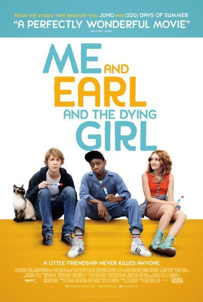 Cine: Me & Earl & The dying girl (Yo, él y Raquel)