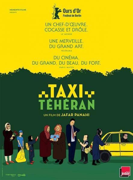 Cine: Taxi Teherán