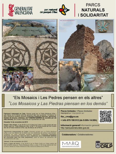 """""""Los Mosaicos y las Piedras piensan en los demás"""""""