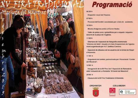 XV Fira Tradicional Atzaneta