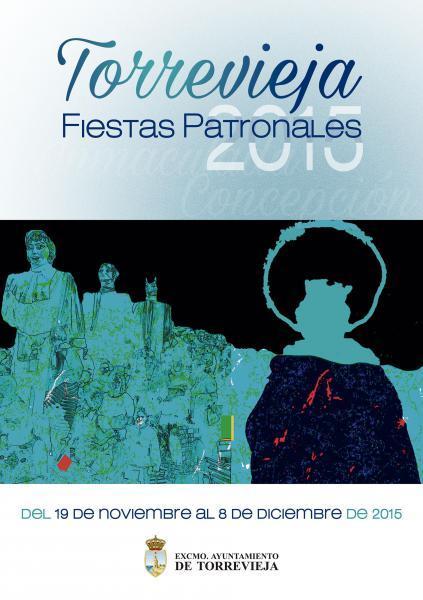 Fiestas Patronales de Torrevieja 2015