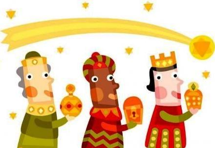 Big party of The Three Wise Men. Benissa