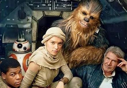 Cinema: Stars Wars VII. Benissa