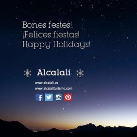 Programación de Navidad en Alcalalí