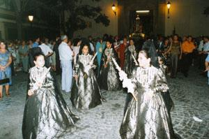 The Festivity of La Candelaria