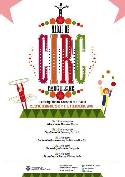 Nadal de Circ Castellón