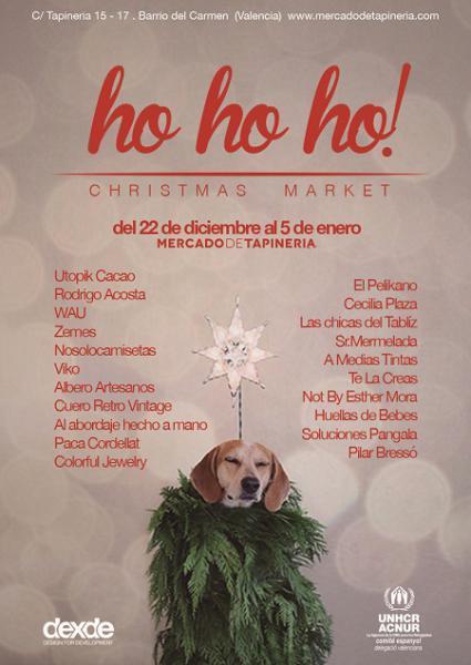 Christmas Market en Mercado de Tapinería