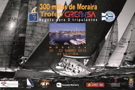 Cuenta atrás para las 300 Millas A3 Moraira - Trofeo Grefusa 2016