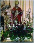 San Blas en Bejís