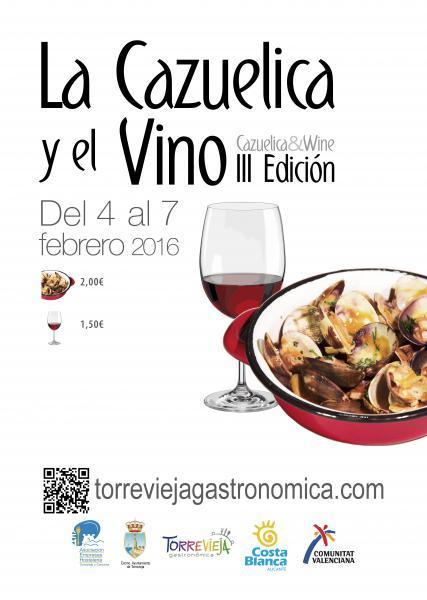 III Edición La Cazuelica y el Vino