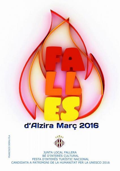Fallas de Alzira 2016