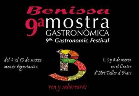 9th Gastronomic Fair in Benissa