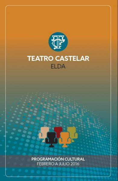 Programa Teatro Castelar Elda