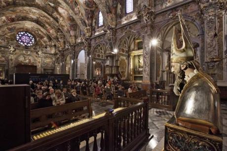 Deslúmbrate con la Capilla Sixtina Valenciana,  la Iglesia de San Nicolás