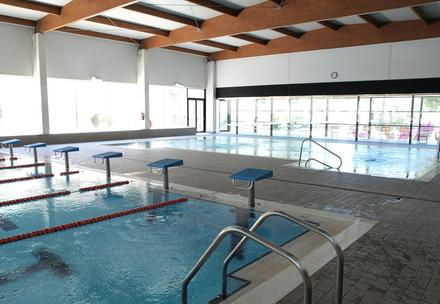 Local swimming pool