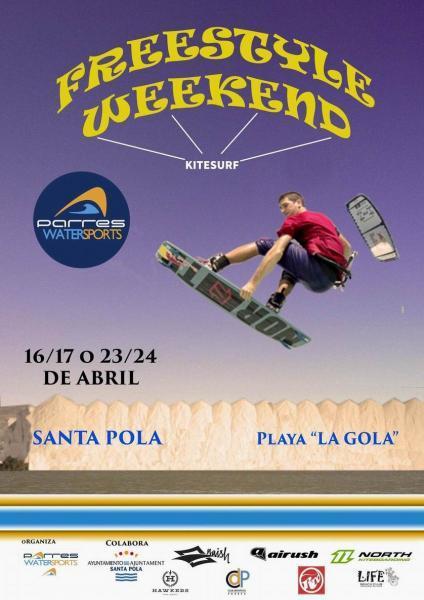 Freestyle Weekend Santa Pola
