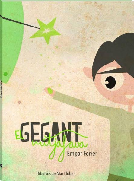 """Presentación del libro infantil """"El Gegant Mitjafava"""""""