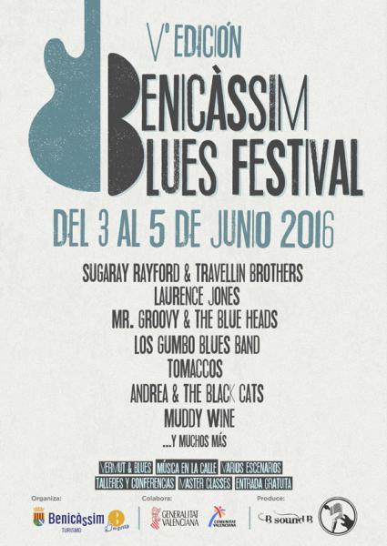 Benicàssim Blues Festival 2016