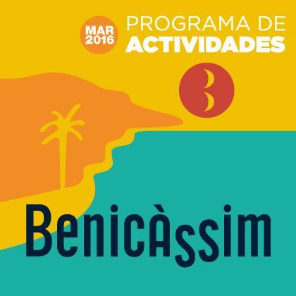 Actividades Abril Benicàssim