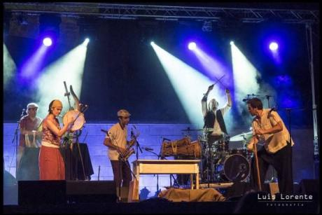 Popular music and a new space at Xàbia Folk 2016