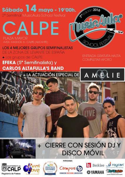 Musica Mayo 2016