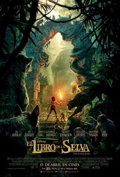 Kino: El libro de la selva