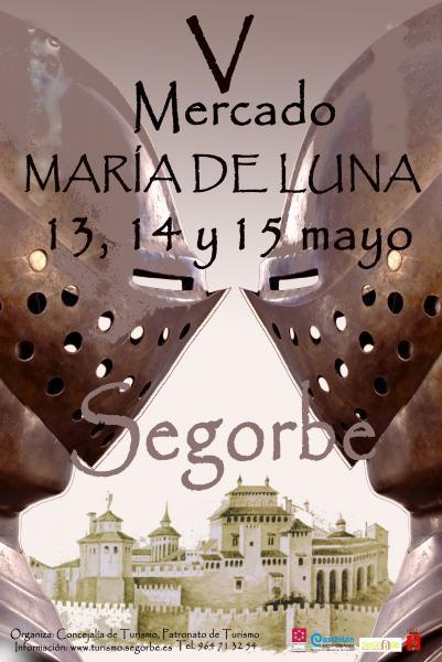 V Mercado Medieval María de Luna, Segorbe