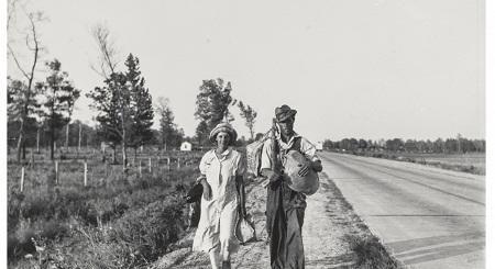 Fotografía documental en Estados Unidos. Años 30