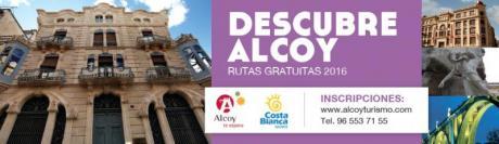 Descubre Alcoy 2016
