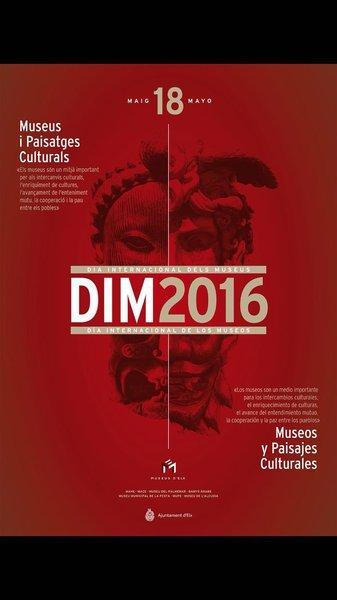 DIM 2016. Día Internacional de los Museos en Elche