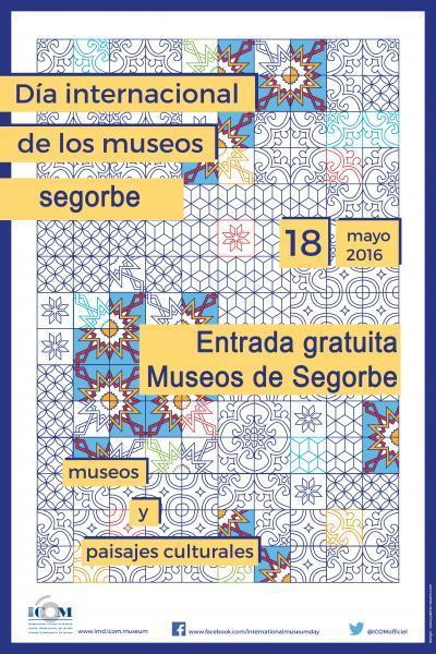 Día Internacional de los Museos. Segorbe 2016