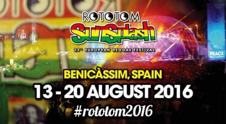 Festival de Reggae Rototom Sunplash Benicàssim