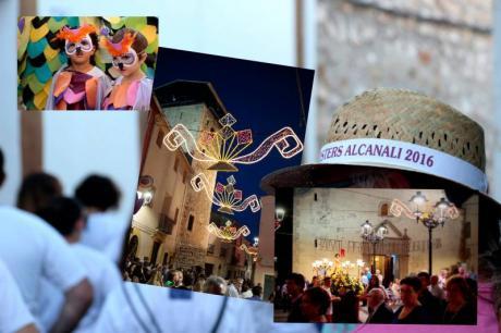 Alcalalí in Fiestas