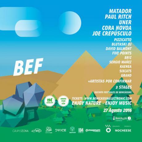 Benicàssim Electronic Festival