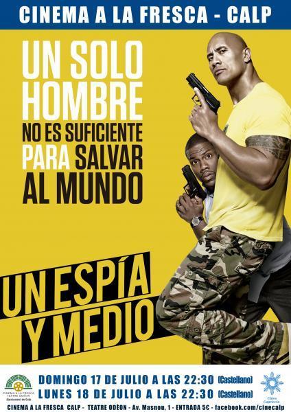 Cine a la Fresca - Teatro Odeón 17 y 18 julio