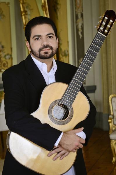 Concierto de guitarra: João Carlos Víctor