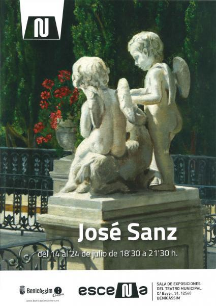 Exposición José Sanz
