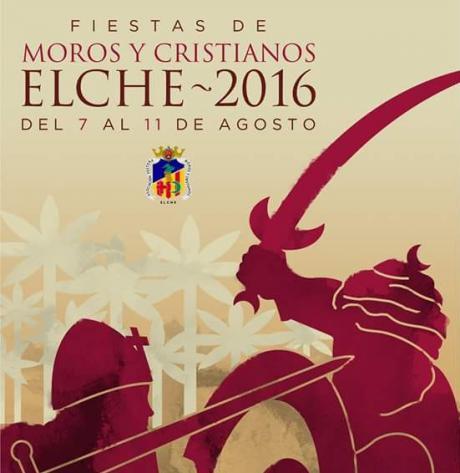 Fiestas de Moros y Cristianos en Elche