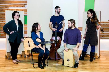Música: María Camahort Quintet