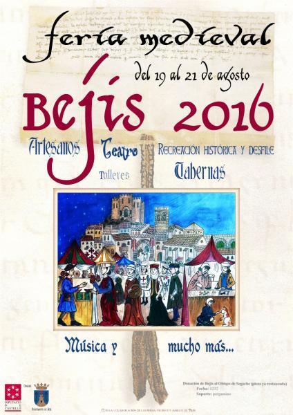 Feria medieval de Bejís