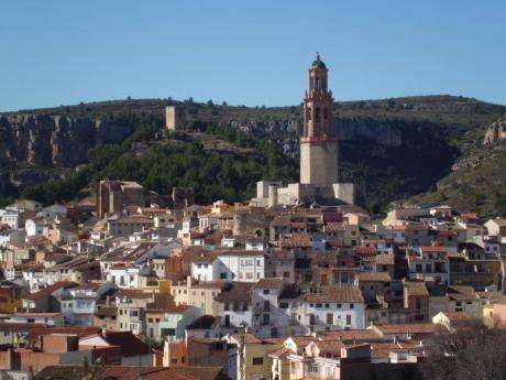 Festividad de San Roque en Jérica