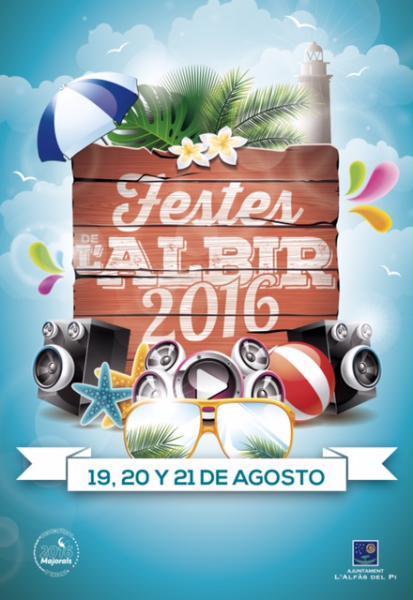 Festes d'estiu de l'Albir 2016