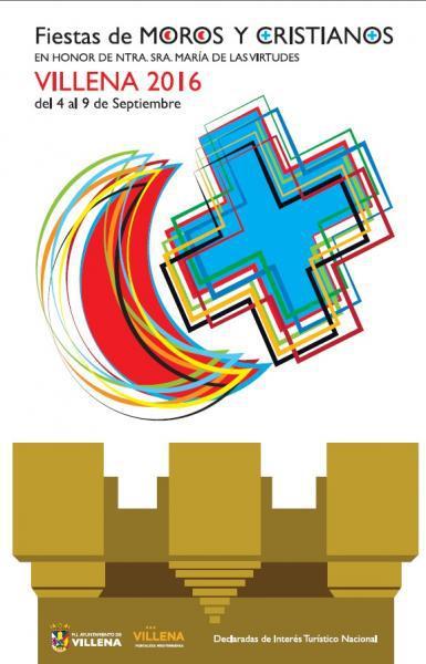 PROGRAMA ACTOS FIESTAS MOROS Y CRISTIANOS-VILLENA