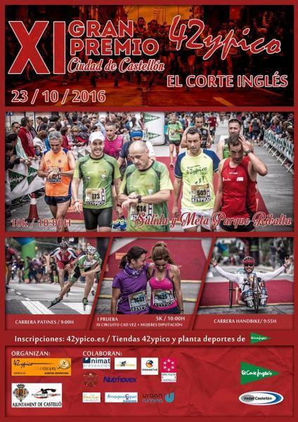 XI Gran Premio 42 y Pico Ciudad de Castellon