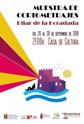 Muestra de Cortometrajes en Pilar de la Horadada 2016