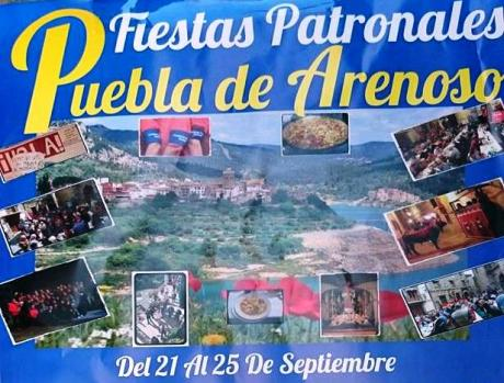 Festividad de la Virgen de Loreto y San Mateo en Puebla de Arenoso