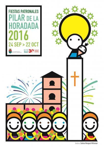 Fiestas Patronales 2016 Pilar de la Horadada